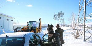 Beyşehir'e 22 saat sonra elektrik verildi