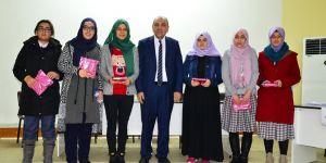 Sarayönü'nde liseler arası münazara yarışması