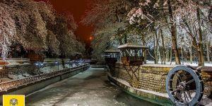 Konya'da kar fotoğraf yarışması sonuçlandı