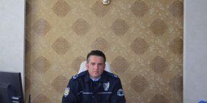 Ilgın İlçe Emniyet Müdürü Karabasan, göreve başladı
