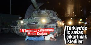 Türkiye'de iç savaş çıkartmak istediler