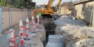Altınekin'e 7 milyonluk kanalizasyon yatırımı