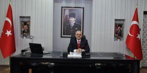 Akşehir Kaymakamı Türk, görevine başladı