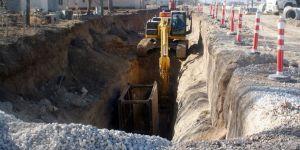 Karapınar'a 6,5 milyonluk kanalizasyon yatırımı