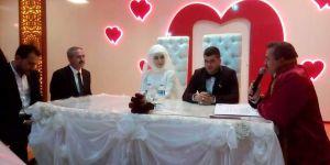 AK Parti Seydişehir Gençlik Kolları Başkanı Polat evlendi
