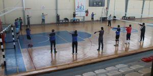 Ilgın'da ilk voleybol takımı kuruldu