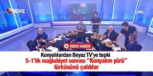Konyalılardan Beyaz TV'ye tepki