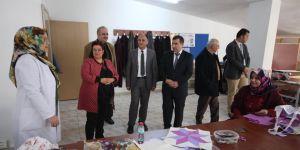 KOMEK, Beyşehir'de iki yılda 2 bin 500 kişiyi meslek sahibi yaptı