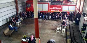 Seydişehir Belediyesinde iş sağlığı ve iş güvenliği semineri
