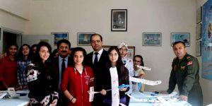 Seydişehir'de model uçak eğitimi