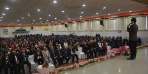 Çumra'da Liseler arası münazara yarışması