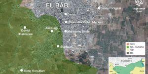 El Bâb'ın yüzde 40'ı IŞİD'den temizlendi