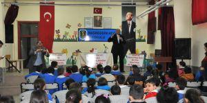 Yazar Köseoğlu Öğrencilerle Buluştu