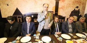 Beyşehir'de, 4 ilçenin idareci ve muhtarları bir araya geldi