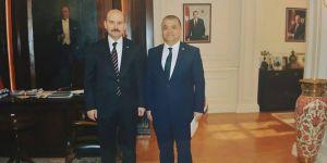 Başkan Karahan, Ankara ziyaretini değerlendirdi