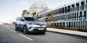 Toyota C-HR ile hafta sonunu renklendirin
