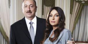 Aliyev eşini Cumhurbaşkanı yardımcısı olarak atadı