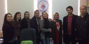 Ahmet Haşhaş'ta okumaya teşvik için örnek adım