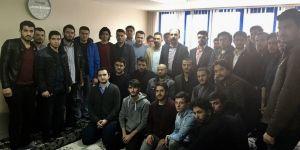 Altay: Milletin gençliğe güveni tam