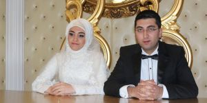 KGC Başkanı Özdemir oğlu Bilal'i evlendirdi