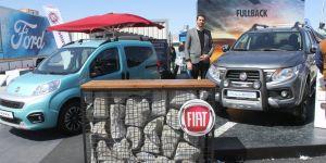 Fuarda Fiat Fullback rüzgarı