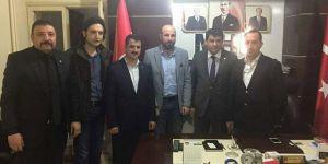 MHP Meram'a hayırlı olsun ziyaretleri sürüyor