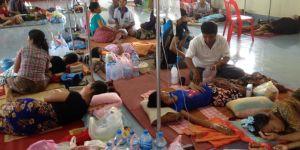 Sri Lanka 'dang hummasıyla' savaşıyor