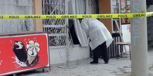 Konya'da marketten hırsızlık