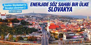 Enerjide söz sahibi bir ülke: Slovakya
