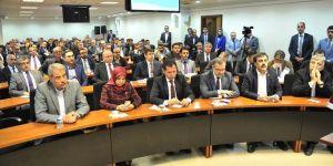 KOSGEB değerlendirme toplantısı KTO'da gerçekleştirildi