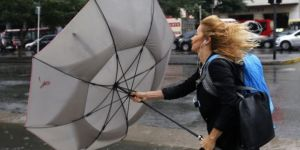 Konya'ya fırtına uyarısı