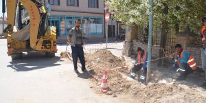 Ilgın'da MOBESE kurulum çalışmaları