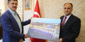 Beyşehir'de Park Projesi incelemeleri sürüyor