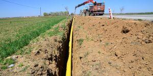 Sarayönü doğalgaza kavuşuyor