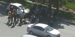 İstanbul Caddesi'nde feci kaza