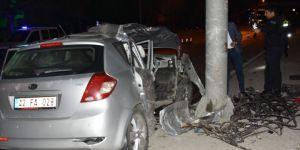 Çevre Yolu'nda kaza: 1 ölü