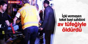 Konya'da iş yerine silahlı saldırı: 1 ölü, 3 yaralı