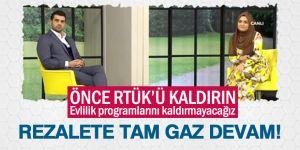 RTÜK'ten izdivaç programları için açıklama!