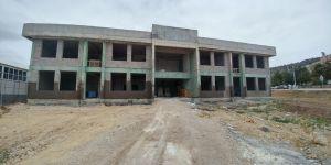 Bozkır gençlik merkezi inşaatı