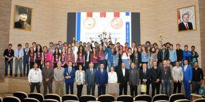 NEÜ'de 5. Geleneksel Spor Şenlikleri ödül töreni yapıldı