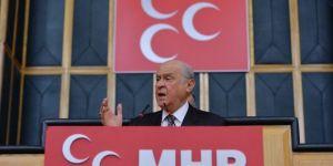 Bahçeli'den Beşiktaş'a tebrik