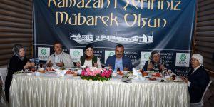 Meram'da iftar heyecanı