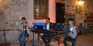 Ilgın'da tasavvuf müziği konseri