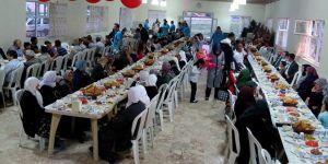 Yalıhüyük Belediyesinden dul ve yetimlere iftar