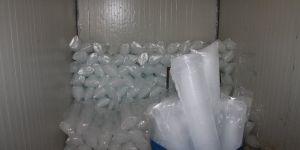 Sıcak hava buz satışlarını artırdı
