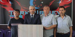 """""""Türk Birliği için kurultaya gidiyoruz"""""""