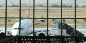 Yurt içi uçuşlarda  yüzde 8'lik artış oldu