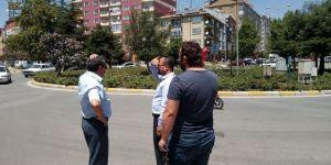 Seydişehir'de iki caddenin kaldırım ve asfalt aşınma tabakasının ihalesi yapıldı