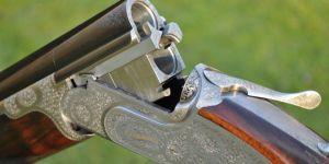 El konulan av tüfekleri ihaleyle satıldı
