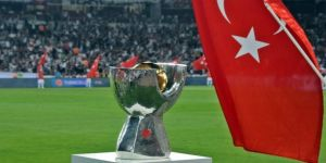 Süper Kupa maçının saati belli oldu